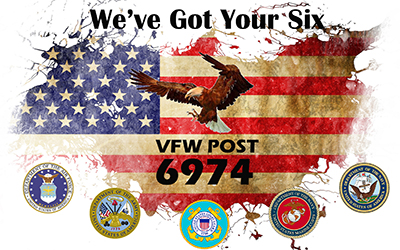 VFW Post 6974 - We have your back